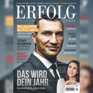 ERFOLG Magazin Ausgabe 01/2017
