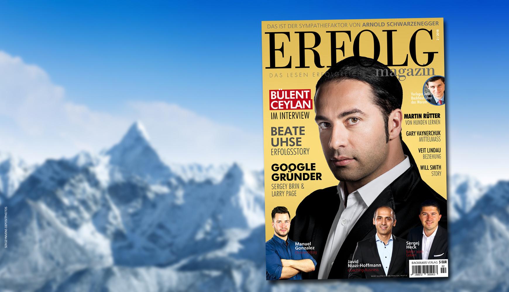 Magazin Abo printausgabe einzeln oder im abo bestellen erfolg magazinerfolg