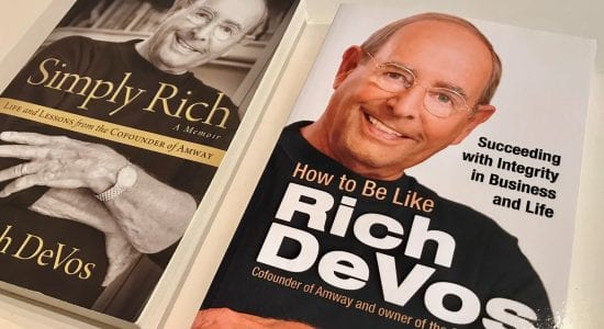Amway Gründer Rich Devos tod