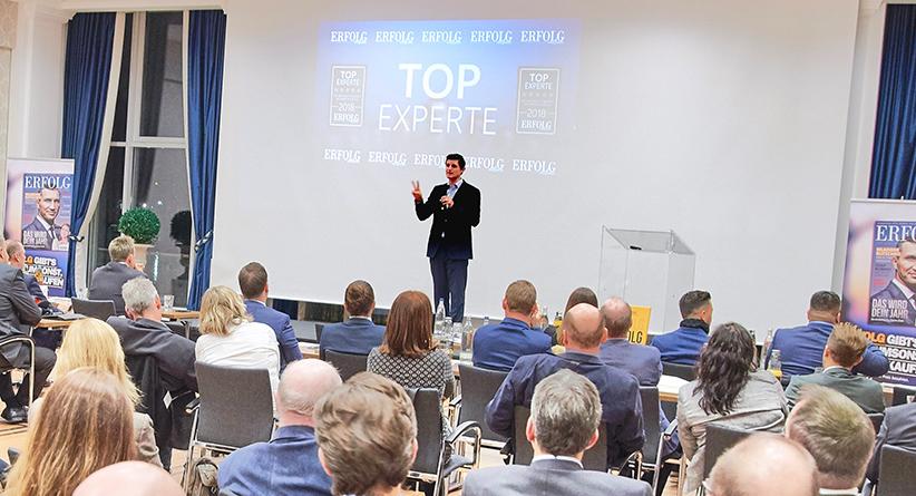 Top Experten Erfolg Magazin, Julien Backhaus, Bremen