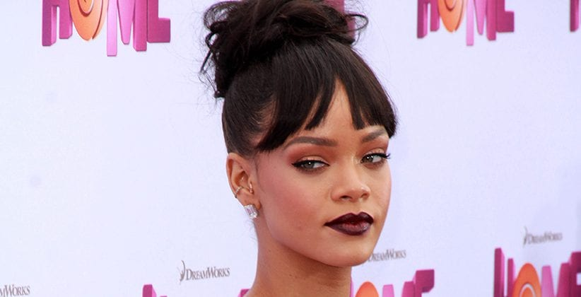 Rihanna Filmpremiere