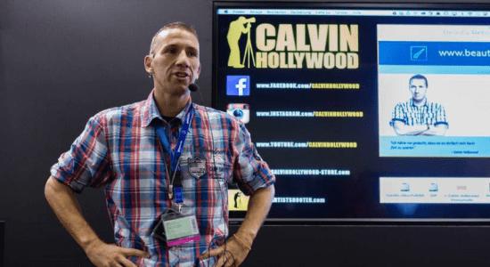 Calvin Hollywood Erfolg Magazin
