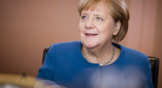 Angela Merkel ERFOLG Magazin