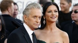 Michael Douglas, Katherine Zeta Jones