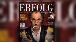 Erfolg Magazin mit Hugo Egon Balder