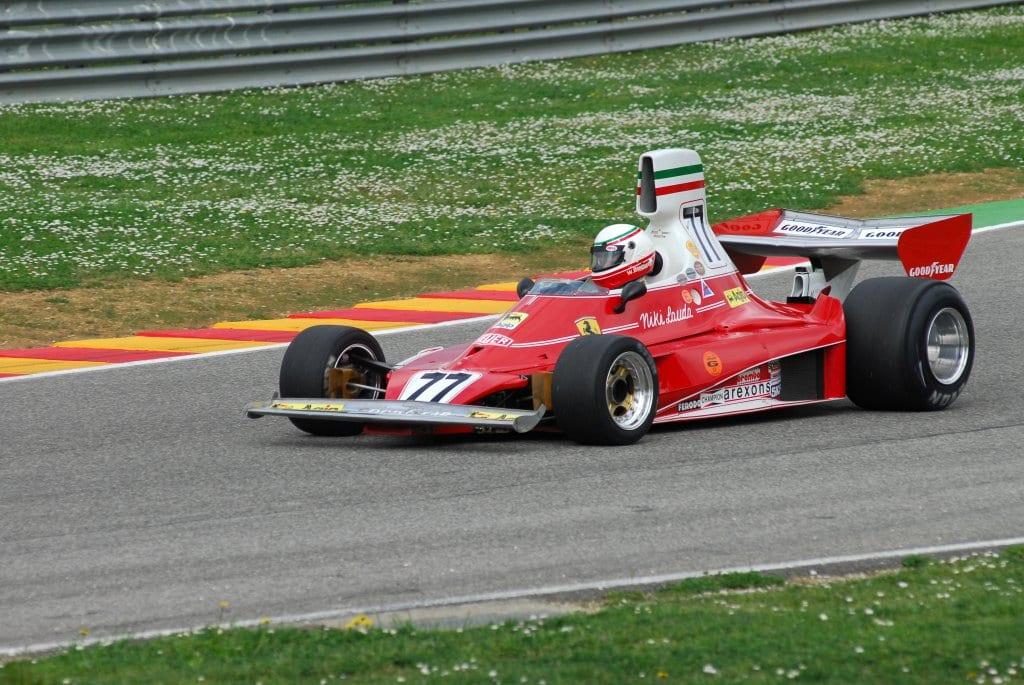 Niki Lauda Formel 1
