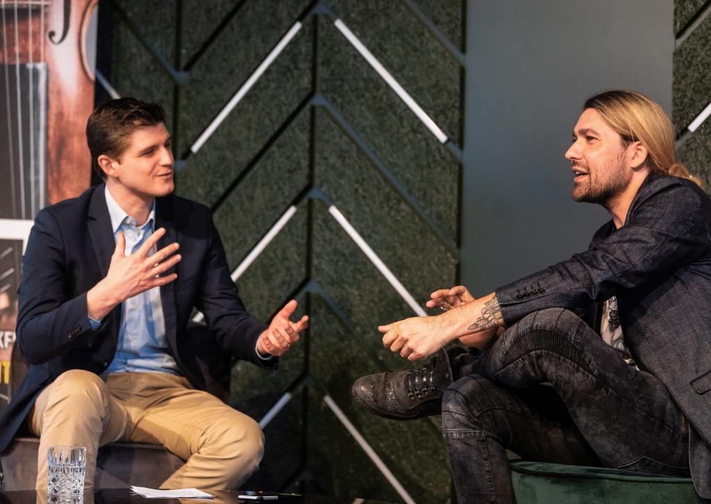 Interview Julien Backhaus
